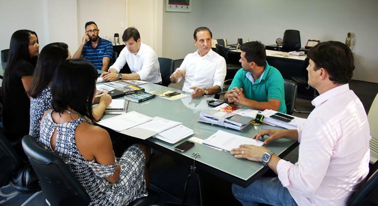 Prefeitura e Fiesp discutem novos projetos para Pindamonhangaba