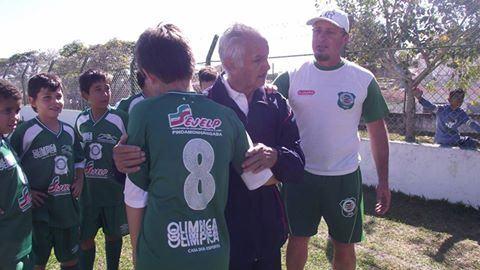 Pinda perde um grande esportista: morreu Paulinho Véio