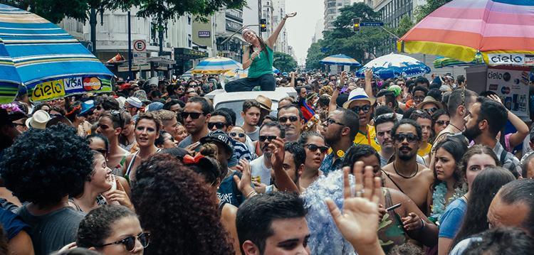 Carnaval de rua de SP terá 391 blocos com desfiles em várias regiões