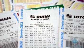 Acumulou: confira as dezenas do Concurso 4.313 da Quina