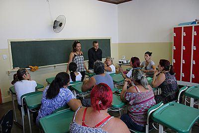 Em Pinda, aulas da padre Zezinho são transferidas para unidade do NAP