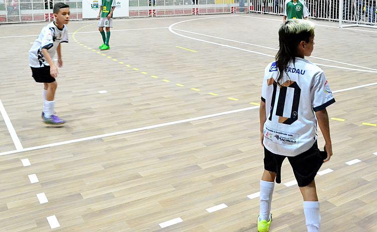 Pinda retorna às competições oficiais da Federação Paulista de Futsal