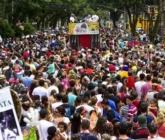 Programação de Carnaval no Parque Vicentina Aranha em São José