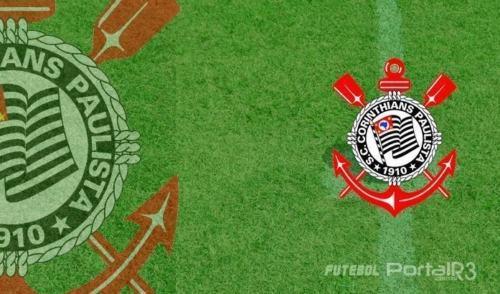 """Corinthians e Palmeiras fazem nesta quarta o """"Clássico Centenário"""""""