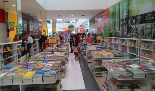 Shopping em Taubaté recebe Feira do Livro até 26 de março