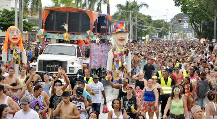 Dondocas e Juca Teles abrem Carnaval Solidário 2017 em Pinda