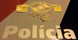 Dois são detidos por suspeita de tráfico de drogas em Ubatuba