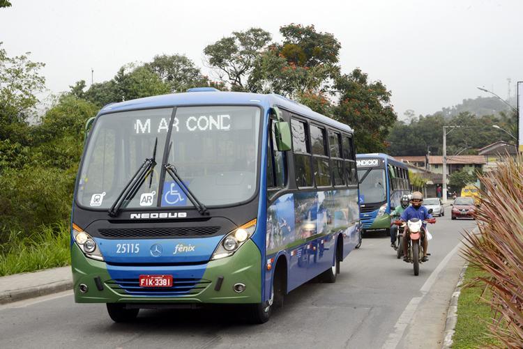 Ilhabela terá ônibus 24 horas durante o período de carnaval