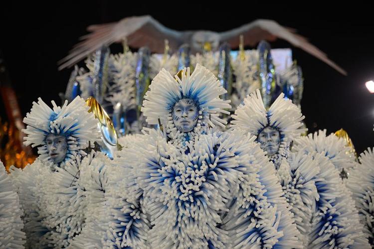 Portela é a campeã do carnaval do Rio de Janeiro