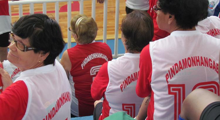 Pindamonhangaba abre seletiva para Jogos Regionais do Idoso