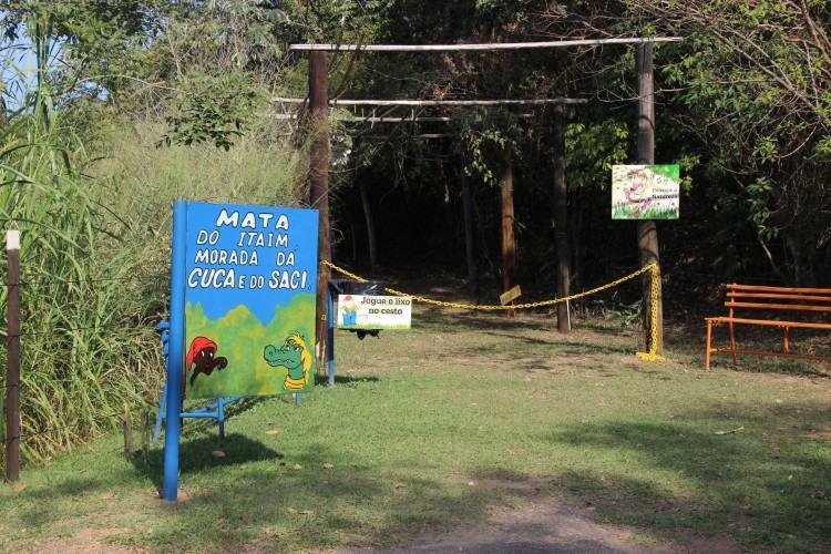 Parque emTaubaté tem programação para as crianças no final de semana