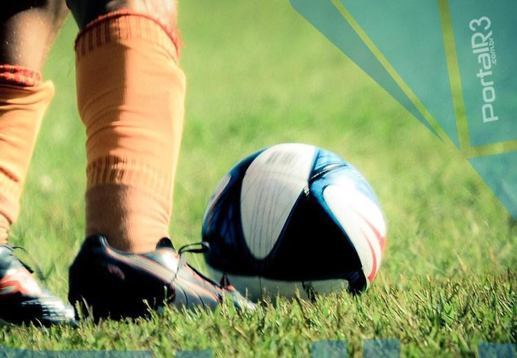 Placar do futebol em Pinda – dia 12