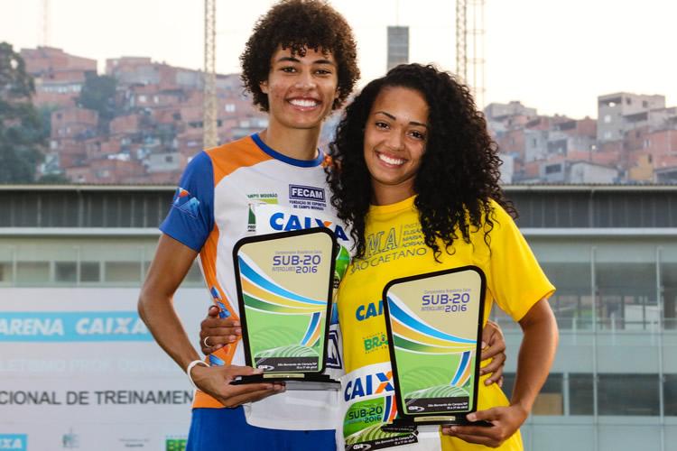 """Brasileiro de Atletismo """"Caixa Sub-20"""" acontece em São Bernardo"""