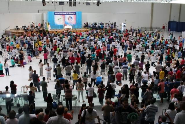 Lideranças da RCC se reúnem no Santuário Nacional em Aparecida