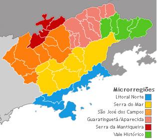 O tempo no Vale do Paraíba e região