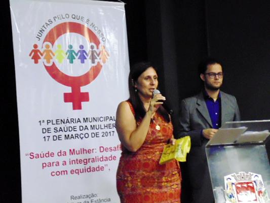 Guaratinguetá realiza 1ª Plenária Municipal de Saúde da Mulher