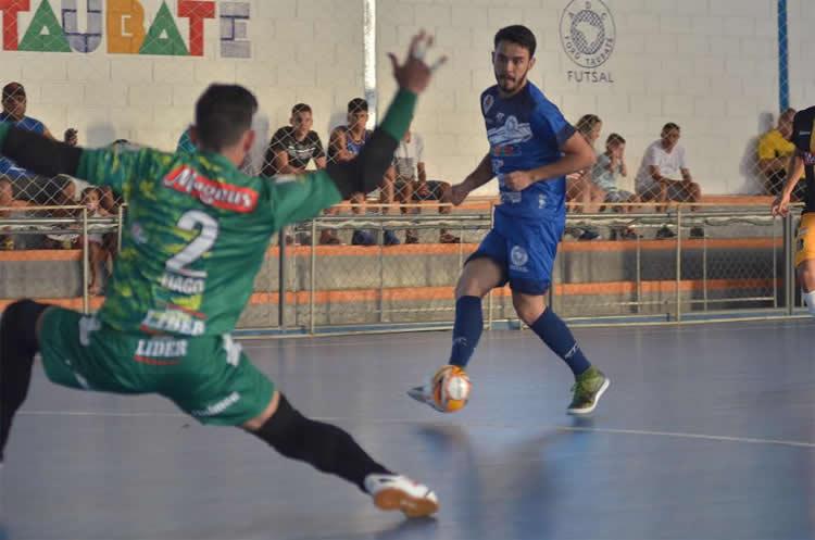 Futsal deTaubaté vence jogo-treino visando estreia na Liga Paulista