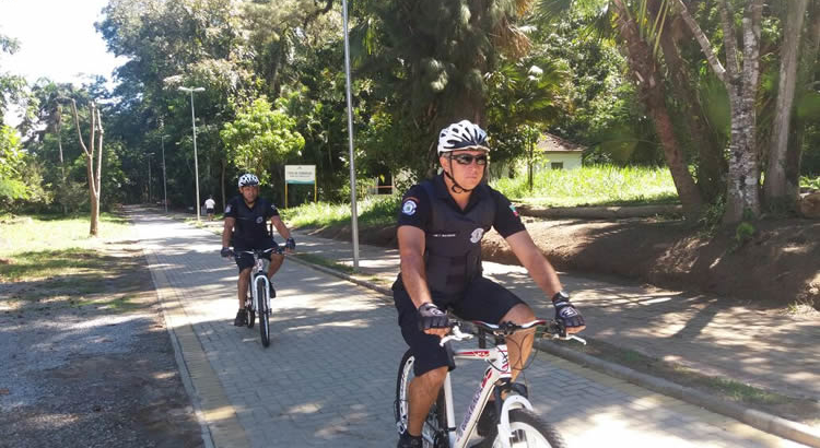"""Guarda com Bike"" é implantada em Pindamonhangaba"
