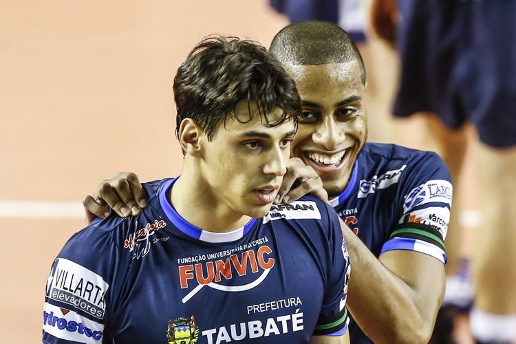 Taubaté joga em casa pela segunda rodada das quartas da Superliga de Vôlei