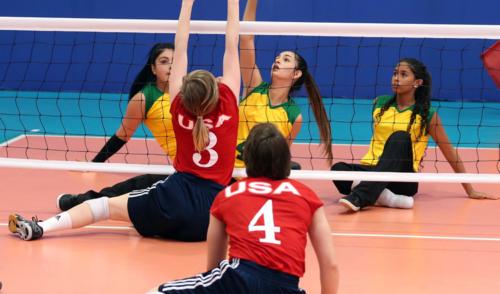 Paratleta de Taubaté é ouro no vôlei sentado dos Jogos Parapan-Americanos de Jovens
