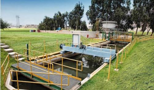 Gerdau reutiliza 97,5% de água no processo de produção do aço