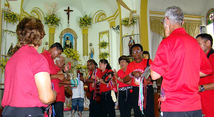 108ª Festa de São Benedito começa no dia 16 em Aparecida