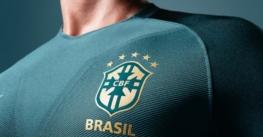 CBF e Nike lançam terceiro uniforme da Seleção Brasileira