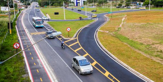 Alckmin entrega melhorias na rodovia SP-062 no Vale do Paraíba