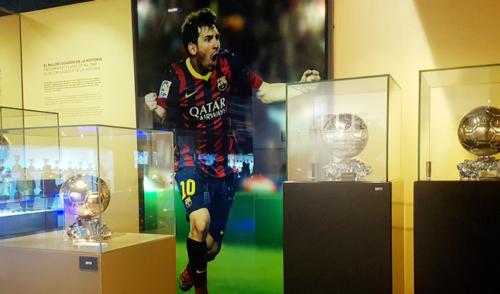 VÍDEO: Camp Nou Experience, uma visita ao estádio do Barcelona