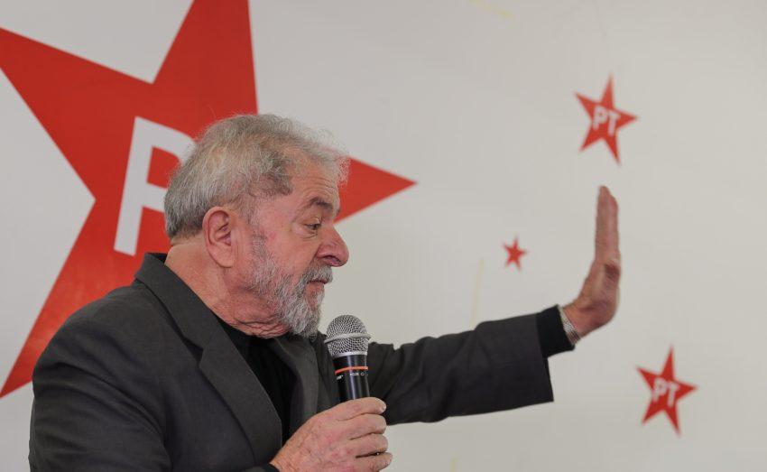 Ministério Público Federal denuncia Lula no caso do sítio de Atibaia