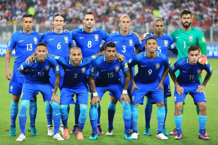 Resultado de imagem para Brasil joga hoje contra a Colômbia defendendo sequência de nove vitórias
