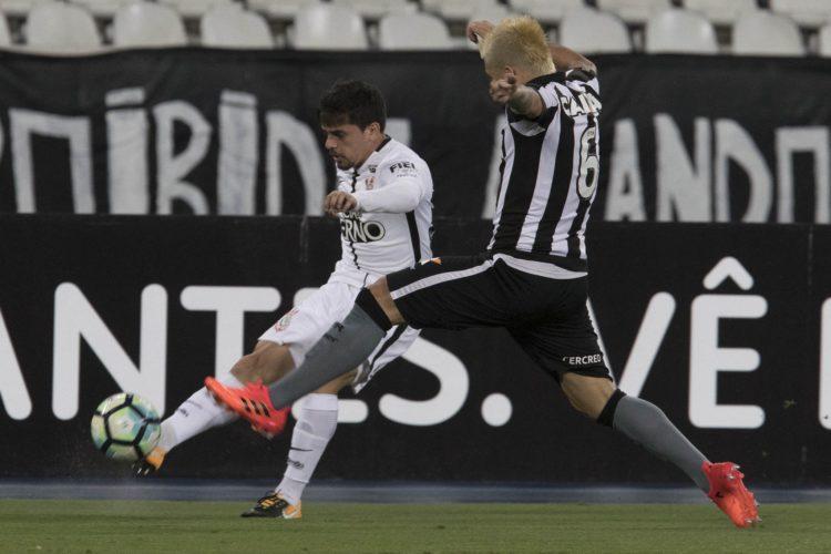 Saiba como acompanhar: Botafogo x Corinthians ao vivo