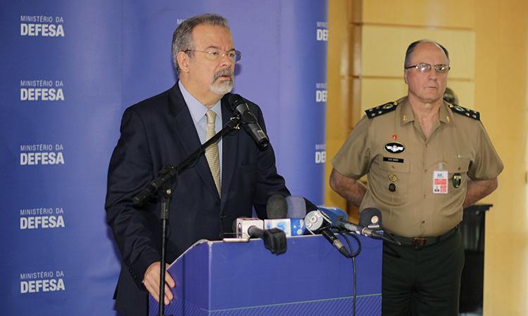 Temer autoriza atuação das Forças Armadas no Rio Grande do Norte