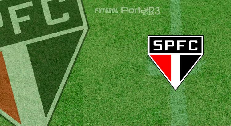 Em Fortaleza, Tricolor empata com o Ceará - SPFC