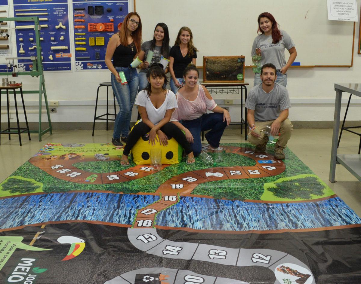 Well-known Educação ambiental é tema de atividade em escolas municipais de  ZO99