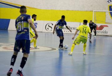 São José sofre derrota em casa pela Liga Nacional de Futsal 05432592cf64a