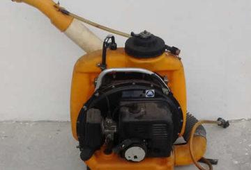 Nebulizador é usado no combate ao mosquito da dengue. (Foto: divulgação)