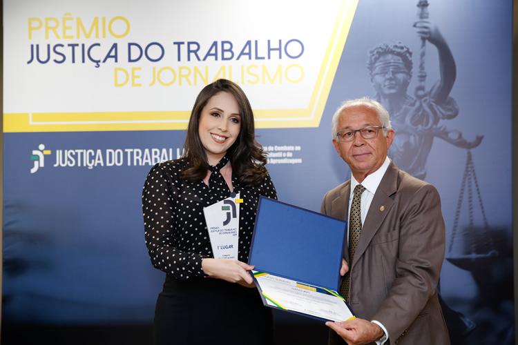 TV Aparecida ganha prêmio por reportagem sobre o Trabalho Infantil - PortalR3