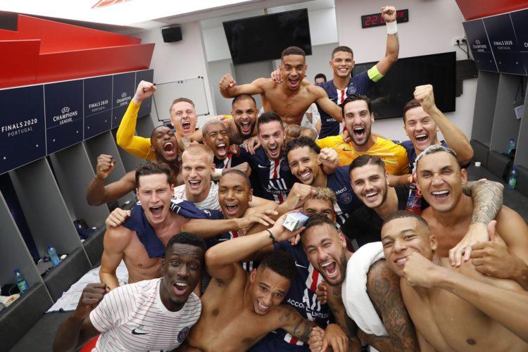 PSG Bate Leipzig E Vai U00e0 Final Da Liga Dos Campe U00f5es Pela